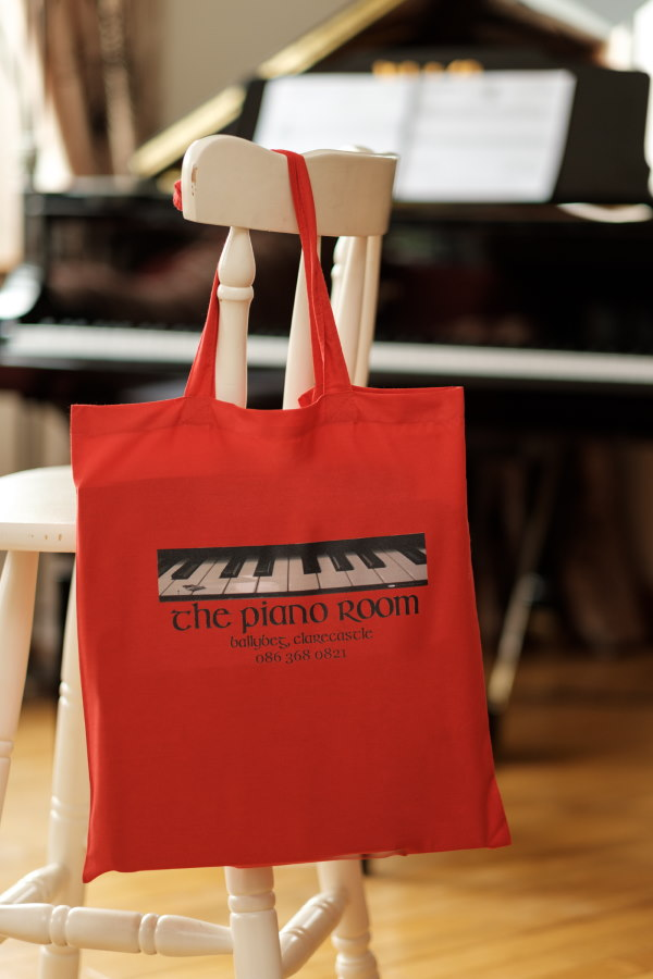 The Piano Room bag